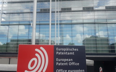 Lecture beim Europäischen Patentamt in München und in Den Haag (NL) im Mai und Juni 2019